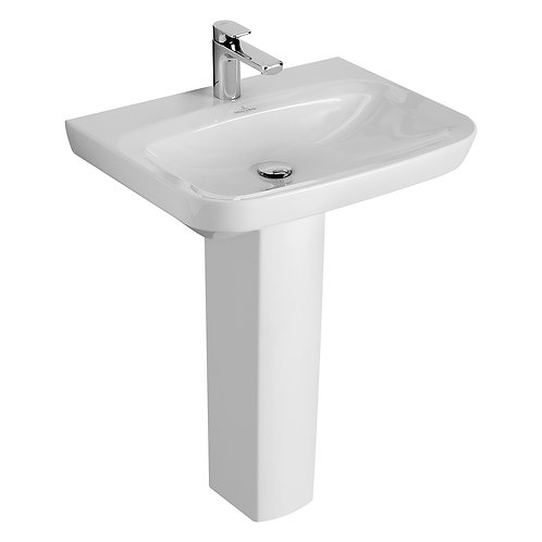 Villeroy & Boch Sentique 600 Wall Basin 1TH