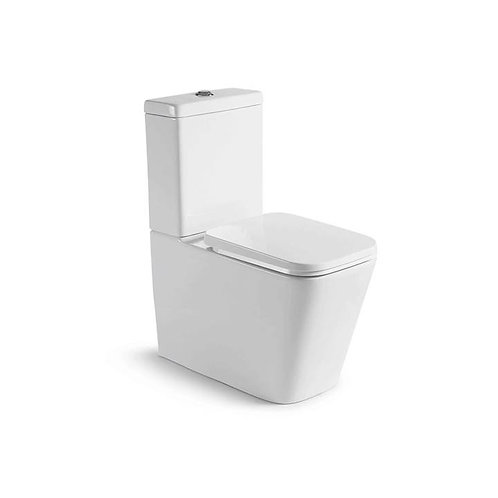 "Eiger Line Back to Wall Toilet""S""& ""P"" Trap Rear Inlet"