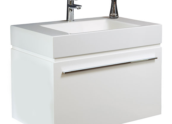 Trend 800 Wall Cabinet center waste