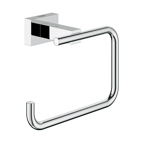 Essential Cube Toilet Roll Holder