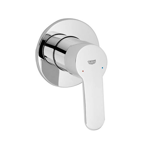Grohe EuroStyle Cosmo Small round shower Mixer
