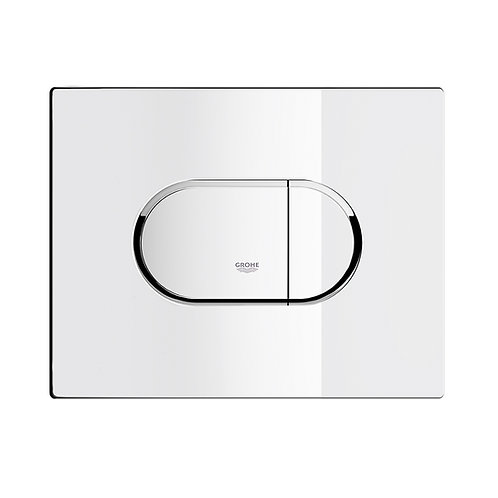 Grohe Arena Flush Plate Horizontal for inwall cisterns