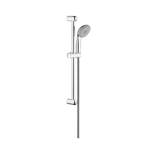 Grohe Tempesta Contemporary 3 Shower on 600 Rail