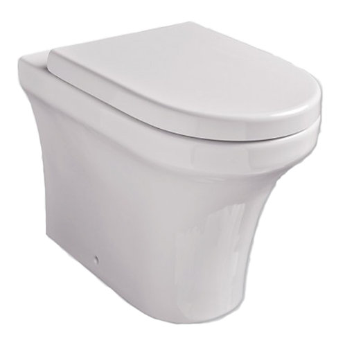 Argent Sole Wall Face Toilet for Inwall Cisterns