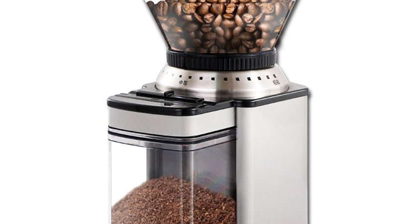 Electric Coffee Bean Machine Automatic Coffee Grinder