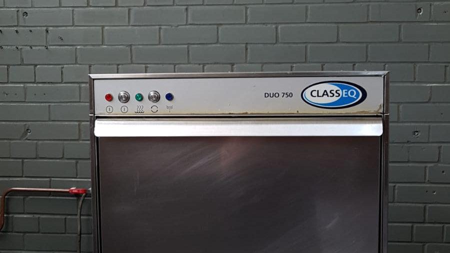 Classeq DUO750 Dishwasher
