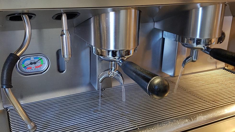 Futurmat F3 2 group Electronic espresso machine