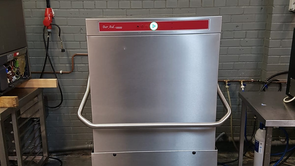 Hobart Baraid 900S-10N Pass-through Dishwasher