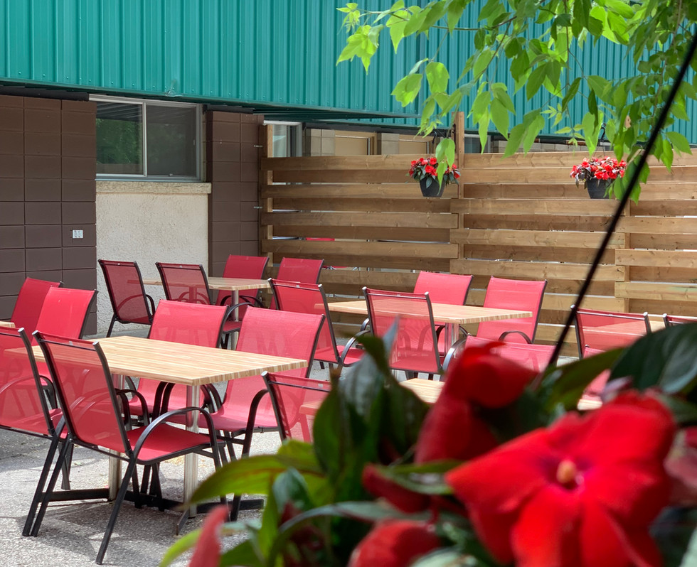 Altona Coffee House Patio