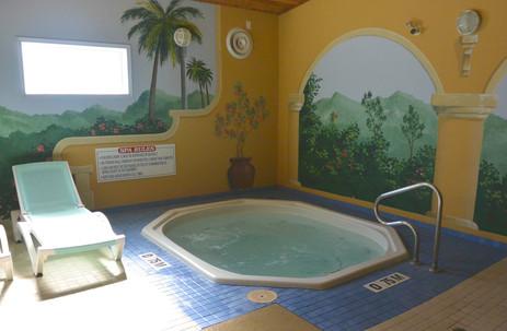 Altona Hotel Hot Tub