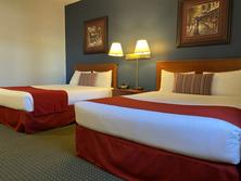 Queen Deluxe Hotel Room