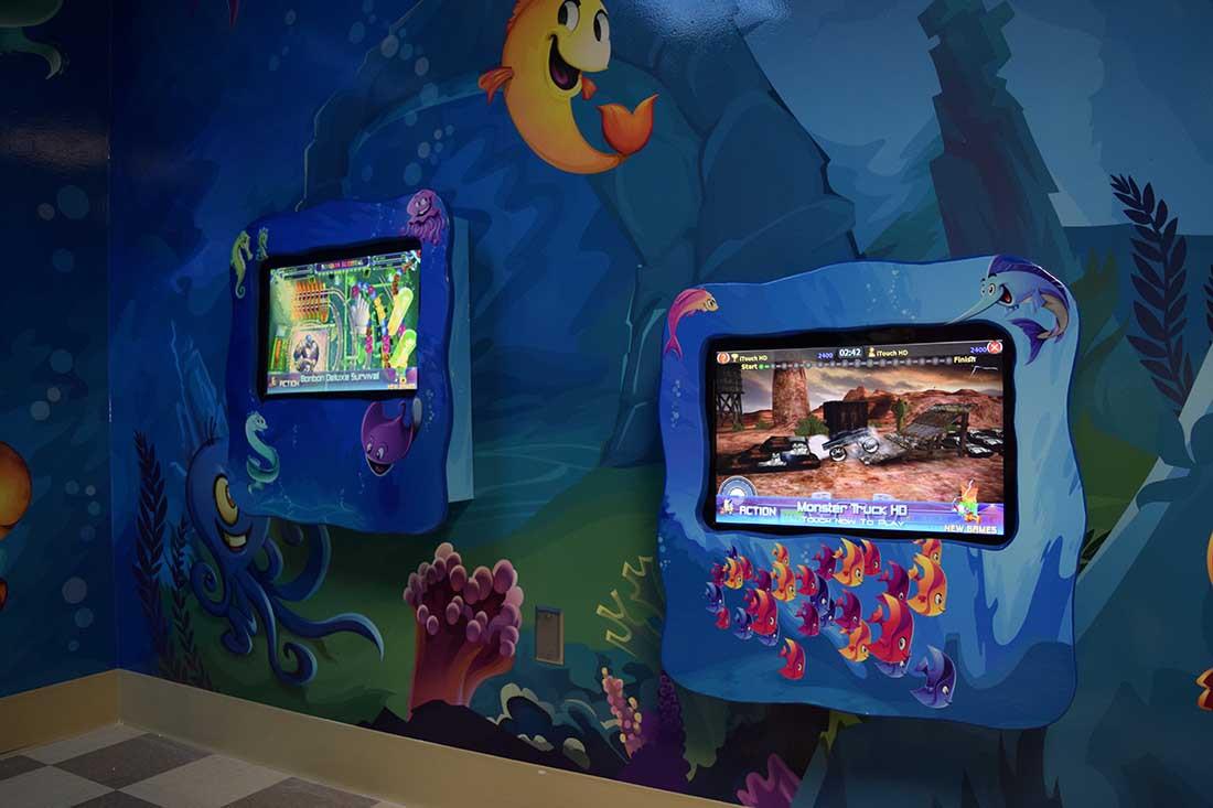 Interactive Games