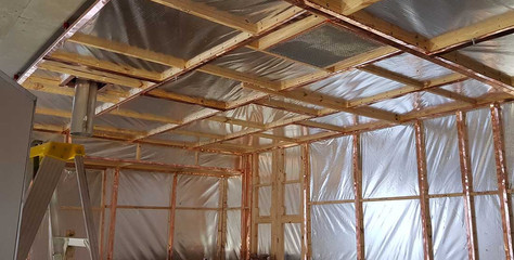 Copper Shielding
