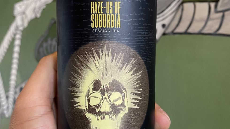 Haze-UD Of Suburbia