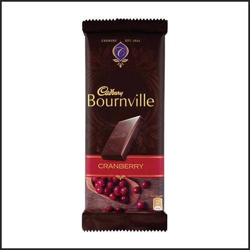 Bournville Cranberry 80 Gm