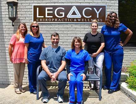 Legacy Chiropractic Staff