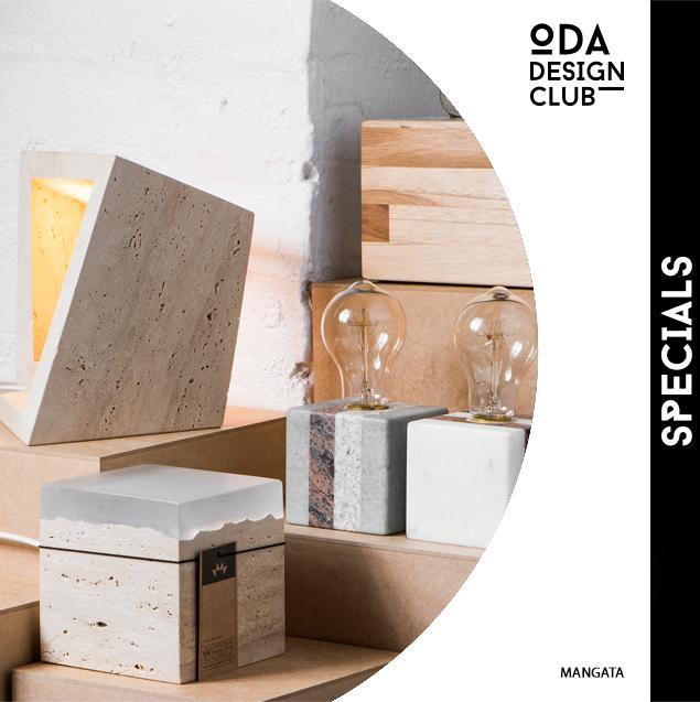 Curitiba ganha a Ôda Design Club, que reúne o melhor em design, moda e arte.