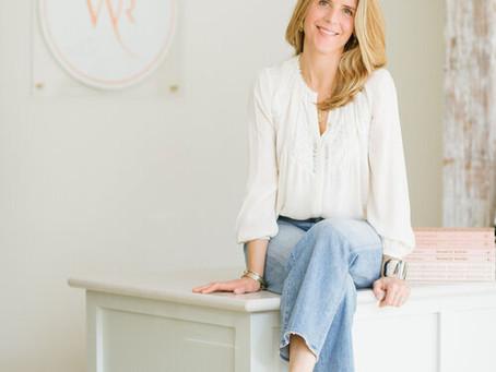 Megan Kingdon - Founder + Owner of Well Room