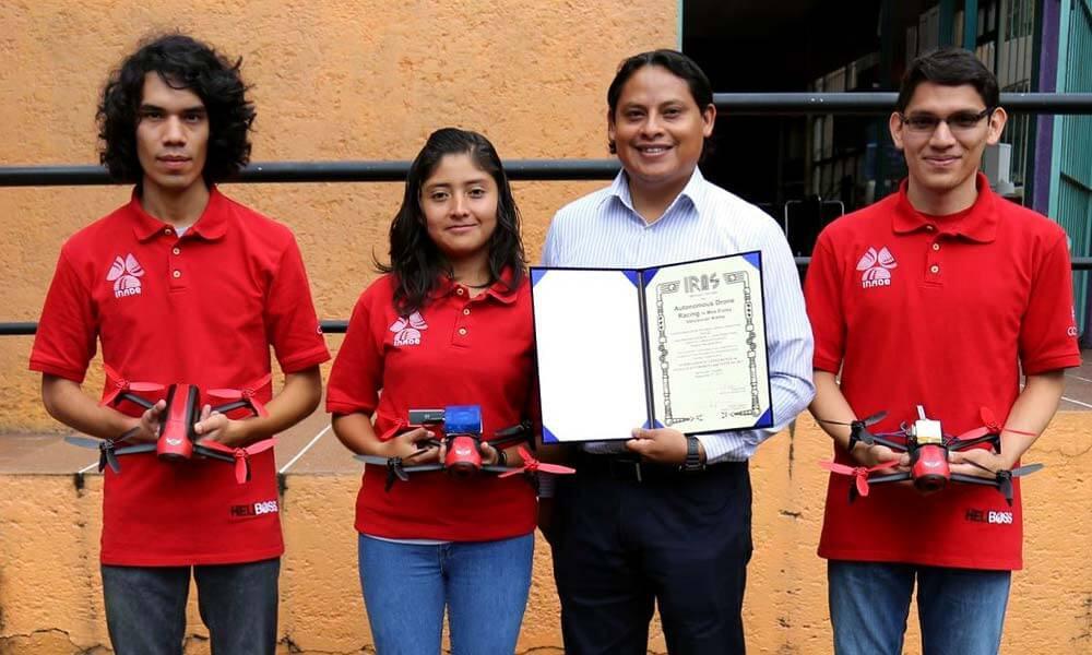 Equipo Mexicano de drones
