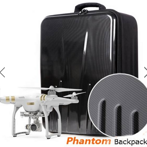 case rigido charoleado phantom 3