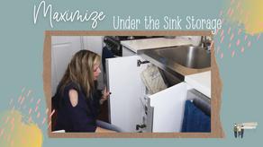 Under the Sink Storage