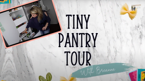 Our Tiny House Kitchen Pantry