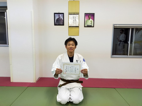 そうさんとピーターさんおめでとうございます!Congratulations So-san and Peter-san!