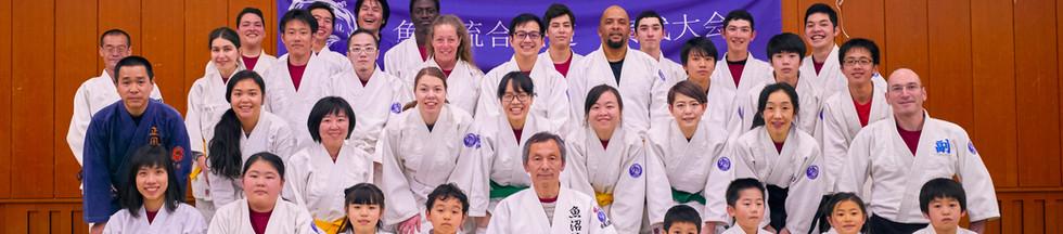 2019 Aikdo Gassyuku in Kyoto Budo Center