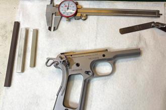 1911 Trigger Job
