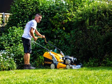 Alles wat u moet weten over het maaien van uw gras