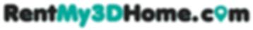RentMy3DHome visite virtuelle 3D pour location immobilière