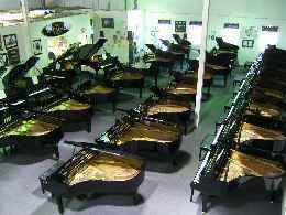 A Room Full Of PSO (Piano Shaped Objects)