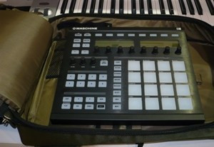 The Native Instruments Maschine