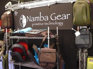 Namba Gear's Booth At NAMM