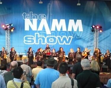 Visit Namba Gear at Anaheim NAMM 2010