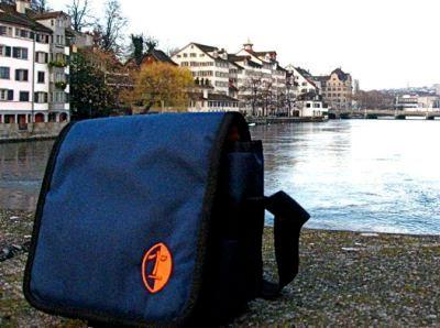 Samba Stash Bag in Zurich, Switzerland