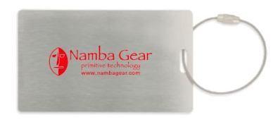 Namba Gear Luggage Tags