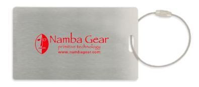 Always Spot Your Bags With Namba Gear Luggage Tags