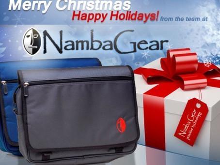 Happy Holidays from Namba Gear