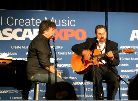 Namba Gear Owner Performs At ASCAP Expo