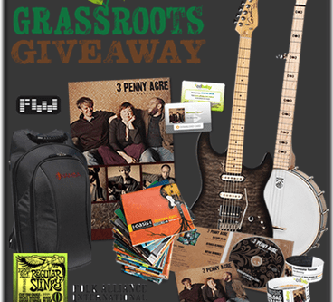 Namba Gear Partners With Oasis Grassroots Giveaway Sweepstakes