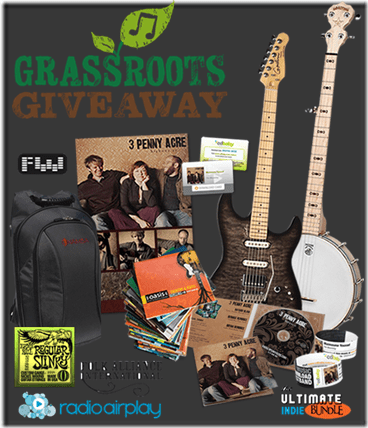 Oasis Grassroots-Giveaway