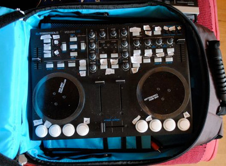 DJ Tech Tools Review of the Lil Namba Remix Backpack