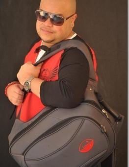 Clubkilla Ceo Uses Namba Gear in Photo Shoot
