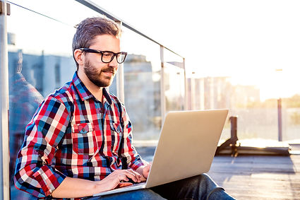 graphicstock-young-businessman-writing-o
