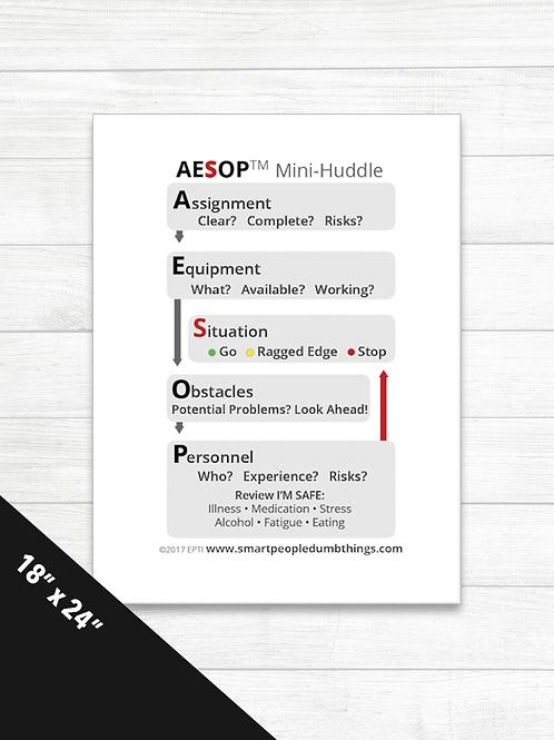AESOP POSTER