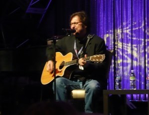 "Stephen Bishop playing ""On and On"""