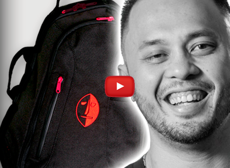 Digital DJ Tips Review – Namba Gear's Machu Sling Bag
