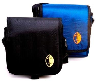 Samba Stash Bags in Midnight Blue & Killer Bee Black