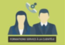 Formations Service à la clientèle | Actualisation